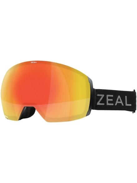 Zeal Optics Portal XL Dark Night zwart
