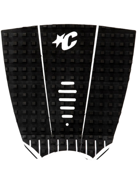 Creatures of Leisure Mick Fanning Traction Pad zwart