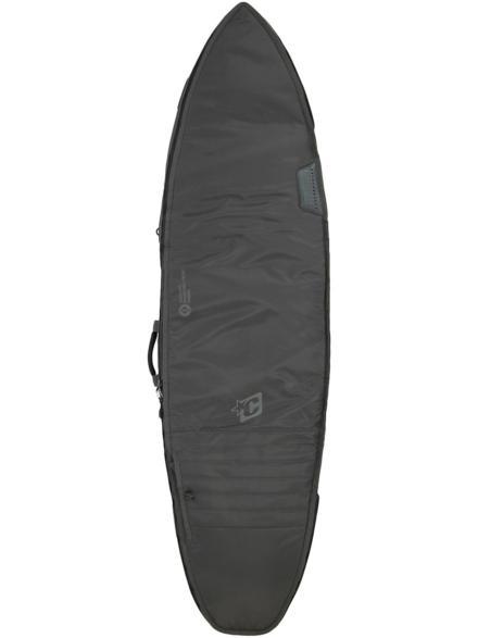 Creatures of Leisure Shortboard Double 6'7 Surfboard tas groen