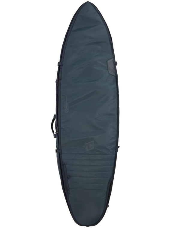 Creatures of Leisure Shortboard Triple 6'7 Surfboard tas blauw