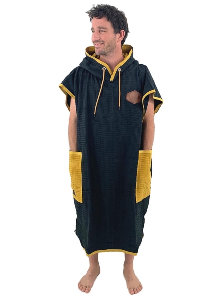 All-In Light Line Classic Surf Poncho patroon
