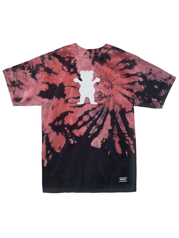 Grizzly OG Bear Fruit Punch T-Shirt patroon