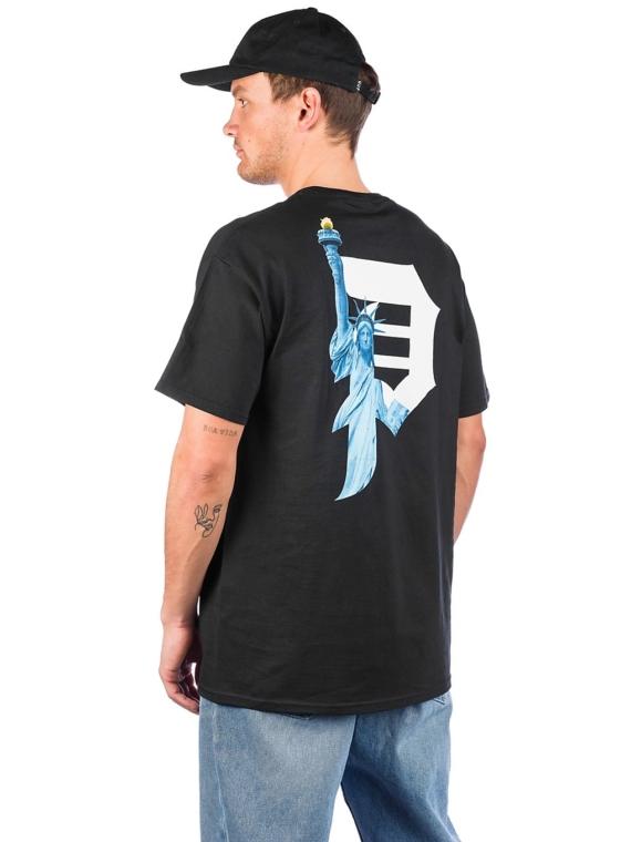 Primitive Beacon T-Shirt zwart