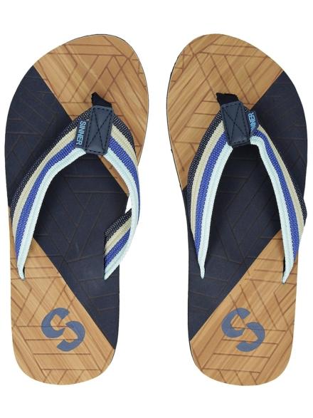 Sinner Manado slippers blauw