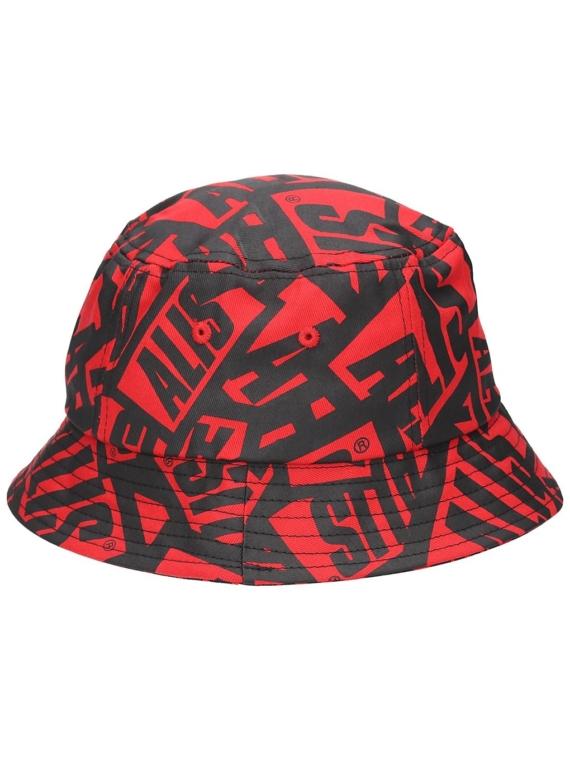 ALIS Sticker Game Bucket hoed rood