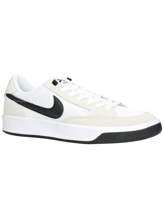 Nike Adversary Skate schoenen wit