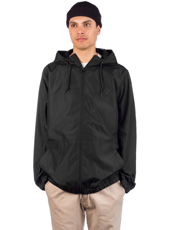 Zine Course Ski jas zwart