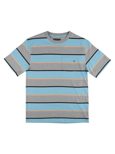 Empyre Poindexter Pocket Stripe T-Shirt patroon