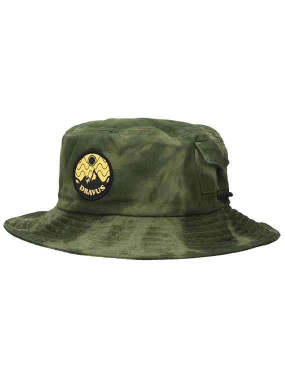Dravus Cricket Bucket hoed patroon