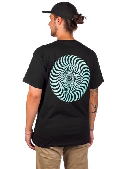 Spitfire Classic Swirl T-Shirt patroon