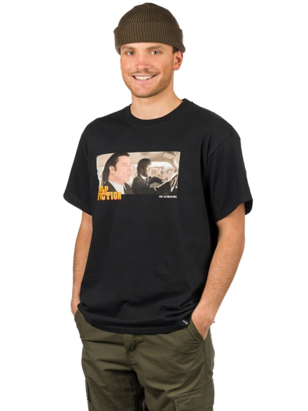 HUF Royale With Cheese T-Shirt zwart