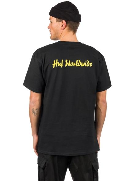 HUF Pulp Era T-Shirt zwart