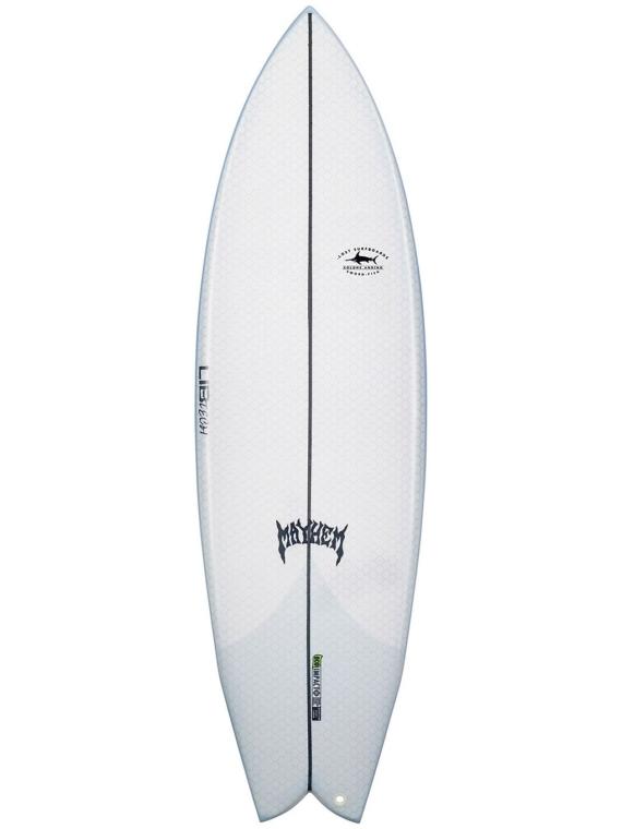 Lib Tech Lost Ka Swordfish 5'8 patroon