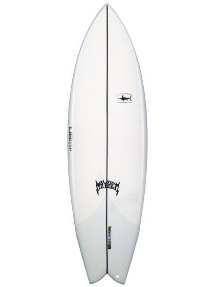 Lib Tech Lost Ka Swordfish 5'10 patroon