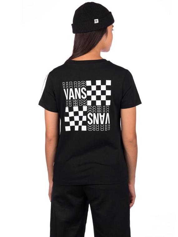 Vans Jawshin T-Shirt zwart