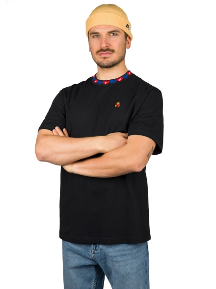 Teddy Fresh Love Bound T-Shirt zwart