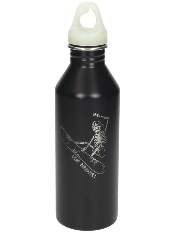 Mizu Life M8 DS-Snow Bottle zwart