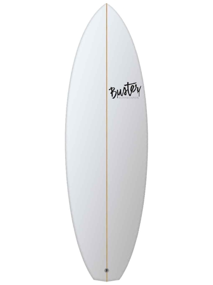 Buster 4.11 K-Type Pool & Riversurfboard wit