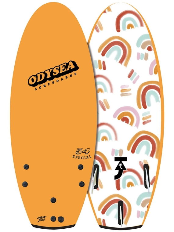 Catch Surf Odysea 54″ Special Taj Burrow patroon