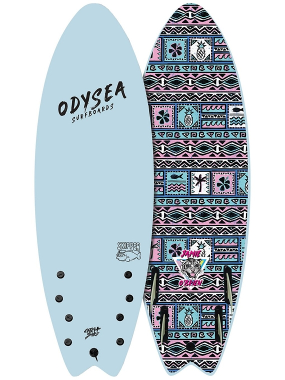 Catch Surf Odysea Skipper Pro Job Quad 5'6 blauw