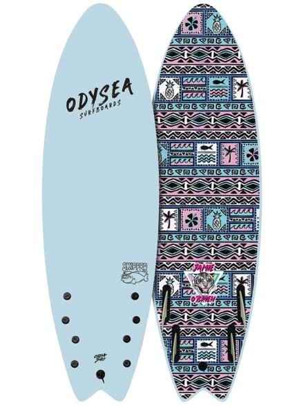 Catch Surf Odysea Skipper Pro Job Quad 6'0 blauw