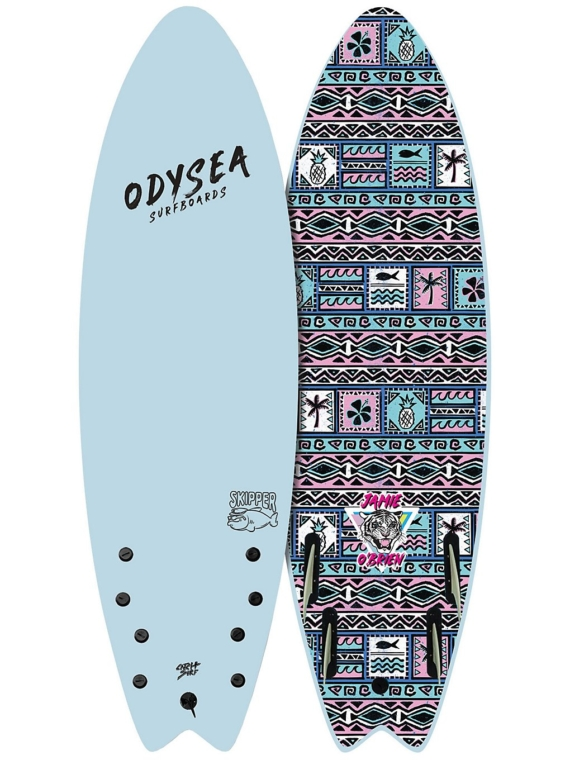 Catch Surf Odysea Skipper Pro Job Quad 6'0 blauw