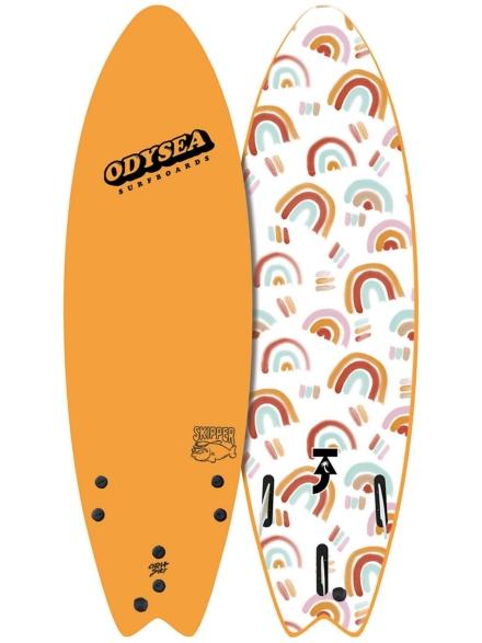 Catch Surf Odysea Skipper Taj Burrow 6'0 patroon