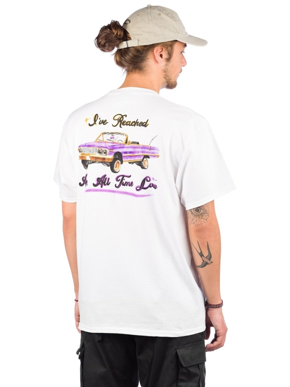 Broken Promises Low Life T-Shirt wit