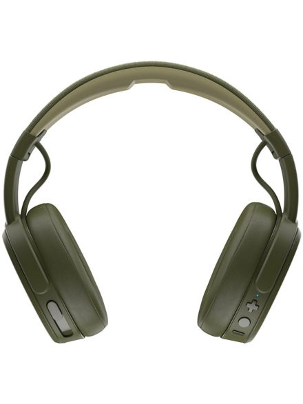 Skullcandy Crusher Wireless Over Ear Headphones groen