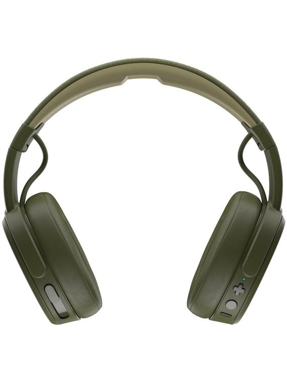 Skullcandy Crusher Wireless Over Ear Headphones groen