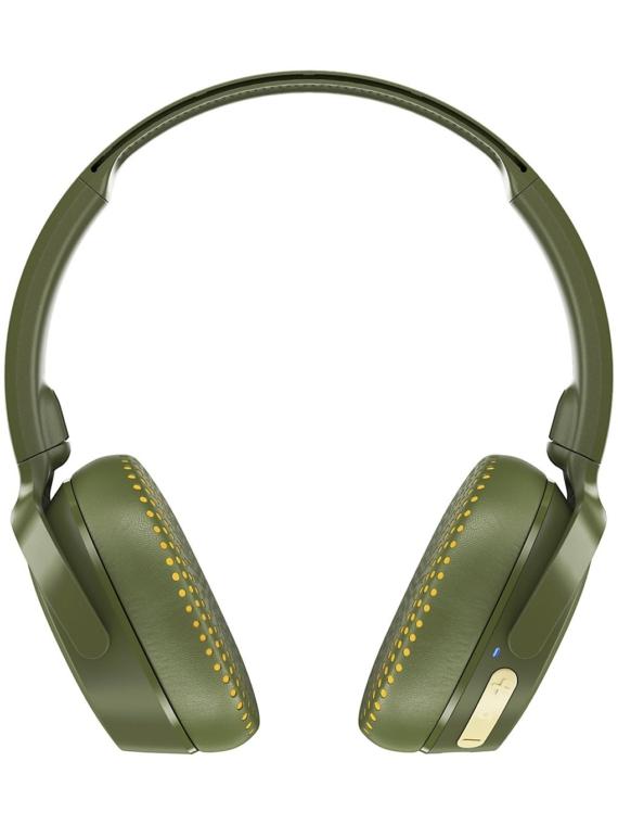 Skullcandy Riff Wireless On Ear Headphones groen