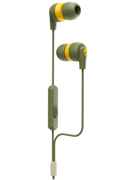 Skullcandy Inkd+ In Ear W/Mic 1 Headphones groen