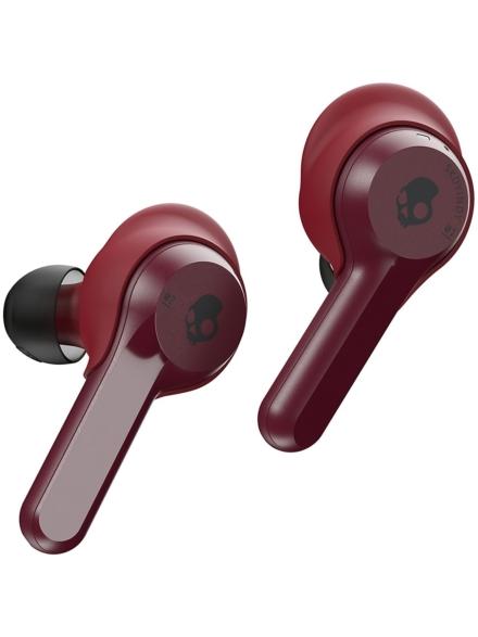 Skullcandy Indy True Wireless In Ear Headphones rood