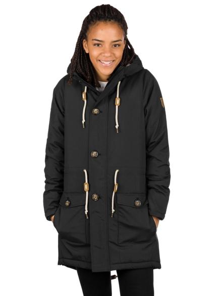 Derbe Festland Friese Ski jas zwart