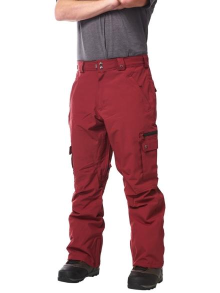 Light Fuse broek rood