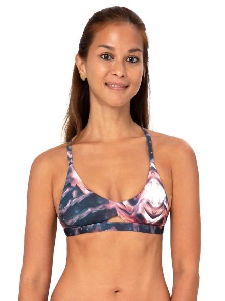 Main Design Spaghetti Bikini Top patroon