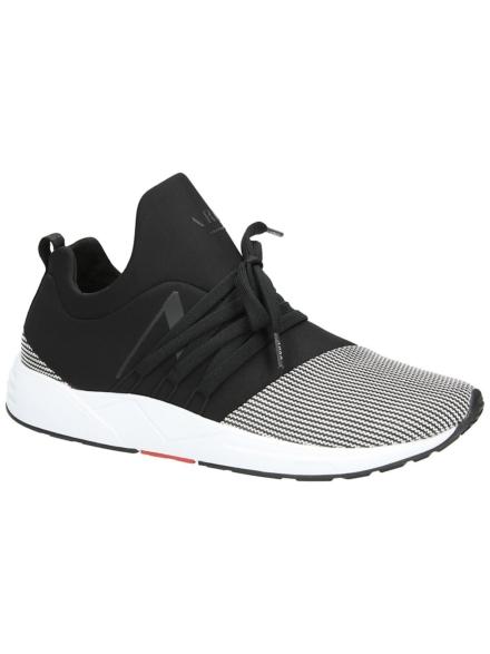 Arkk Raven Mesh Sneakers zwart