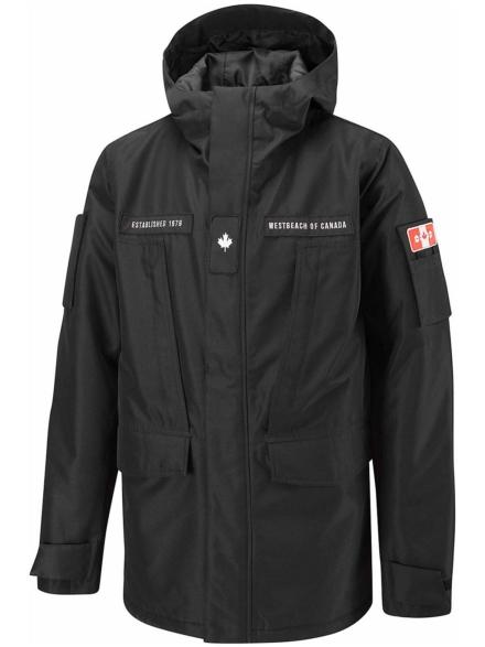 Westbeach Regiment Ski jas zwart