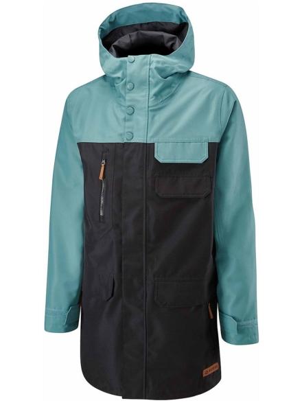 Westbeach Branwood Ski jas blauw
