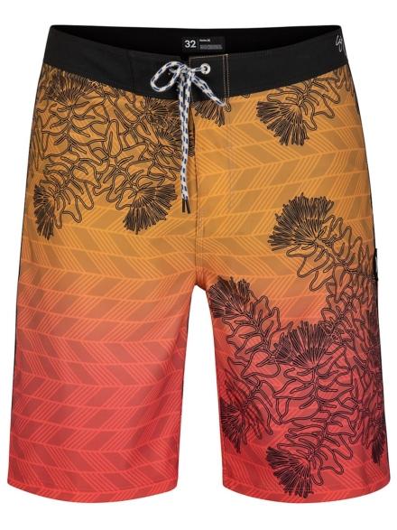 "Hurley Phantom Sz Wailehua 20"" Boardshorts oranje"