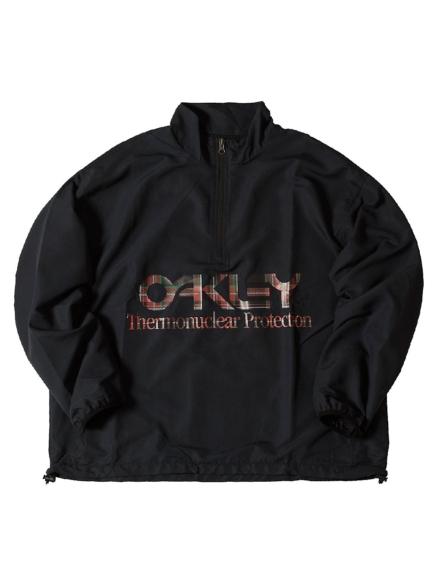 Oakley Thermonuclear Anorak zwart