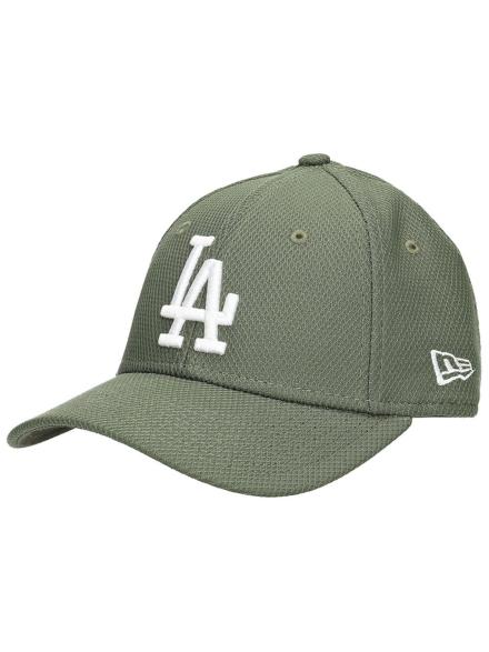 New Era 9 Forty Los Angeles Dodgers petje groen