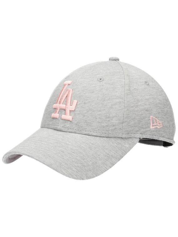 New Era 9 Forty Los Angeles Dodgers petje grijs