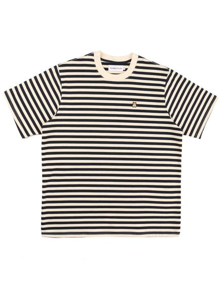 Teddy Fresh Thin Stripe T-Shirt blauw