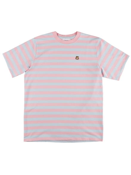 Teddy Fresh Wide Stripe T-Shirt patroon