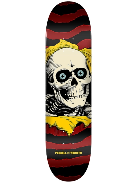 "Powell Peralta Ripper Birch Mini 7.5"" Skateboard Deck patroon"