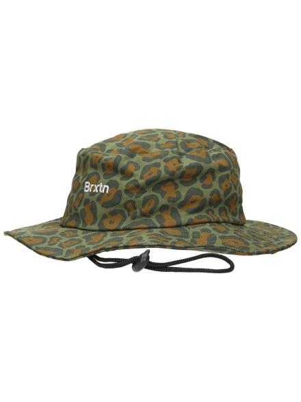 Brixton Gate Bucket hoed patroon