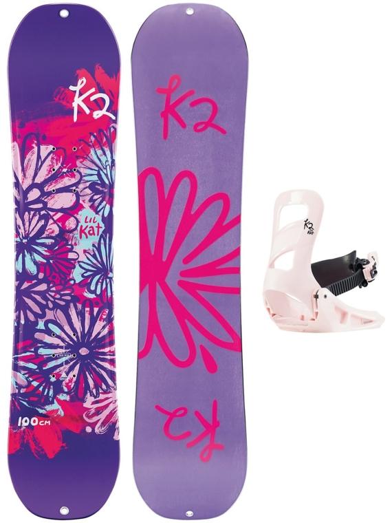 K2 Lil Kat 120 + Lil Kat S 2020 patroon