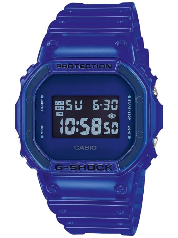 G-SHOCK DW-5600SB-2ER blauw