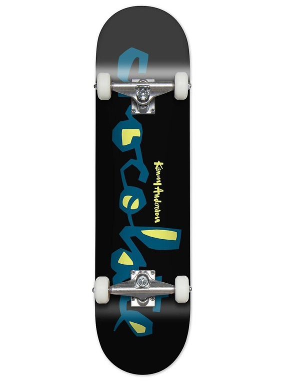 Chocolate Kenny Anderson Original Chunk 8.0″ Complete patroon
